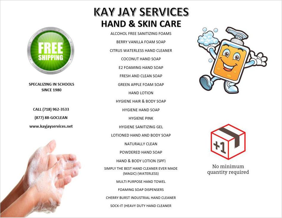 Hand & Skin Care