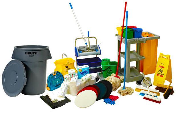 Various supplies